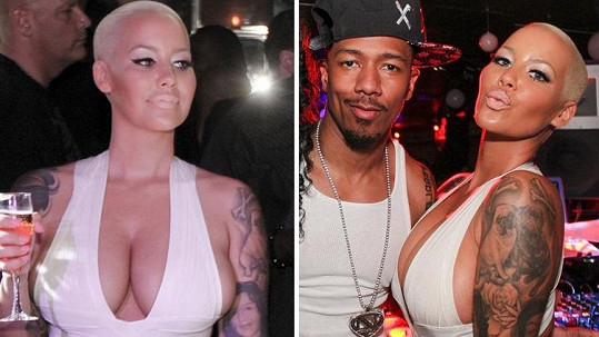 Má Amber políčeno na manžela Mariah Carey?