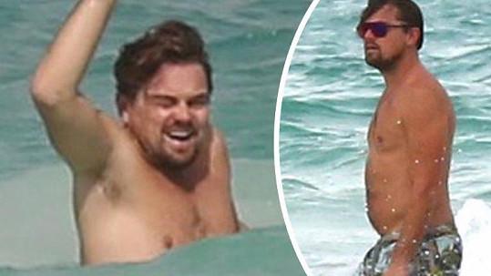 Leonardo má do plážového playboye daleko.