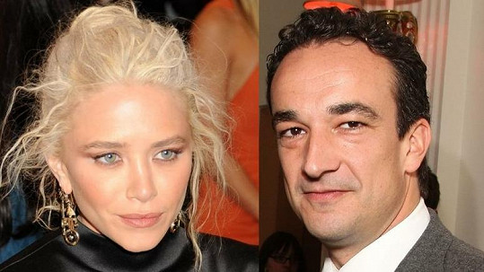 Mary-Kate Olsen a její přítel Olivier Sarkozy.