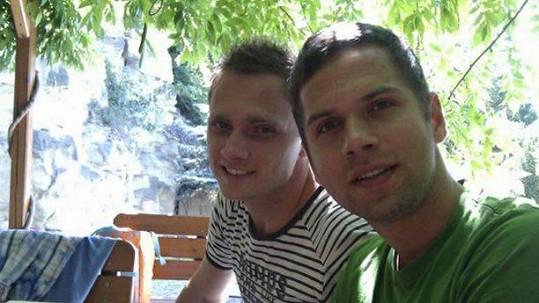 Jakub Musil a Norbert Petický.