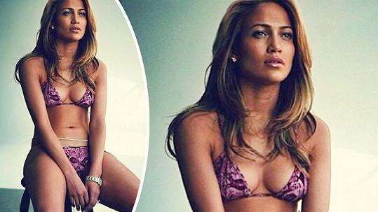 Jennifer vypadá ve 45 letech fantasticky.