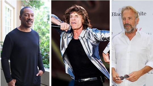 Tito slavní muži mají opravdu hodně potomků.