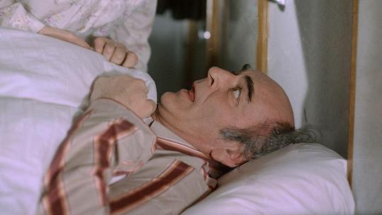 Josef Bláha byl vynikajícím hercem.