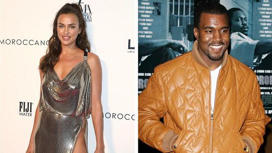 Tvoří Irina Shayk a Kanye West nový hvězdný pár?
