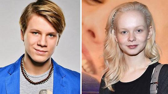 Zdeněk a Anna tvoří nový pár českého šoubyznysu.