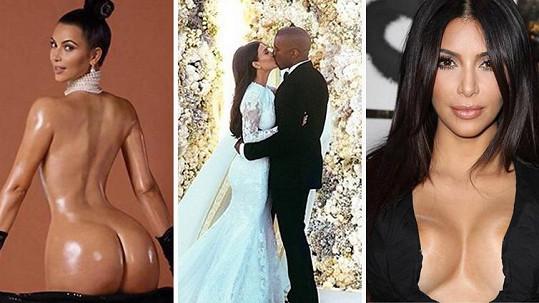 Kim Kardashian toho v roce 2014 zvládla opravdu dost...