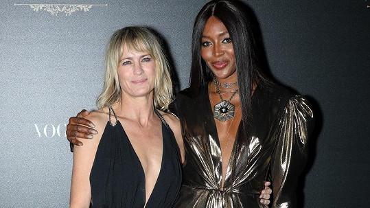 Robin Wright s Naomi Campbell