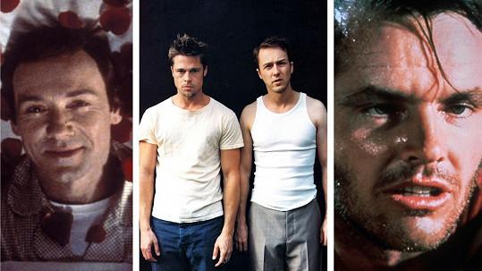 Tipli jste, že byli tito herci pod vlivem?