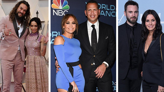 Tyto slavné ženy se usadily s mladšími muži.