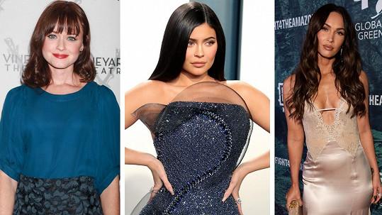 Tyto slavné dámy úspěšně tutlaly svá těhotenství.