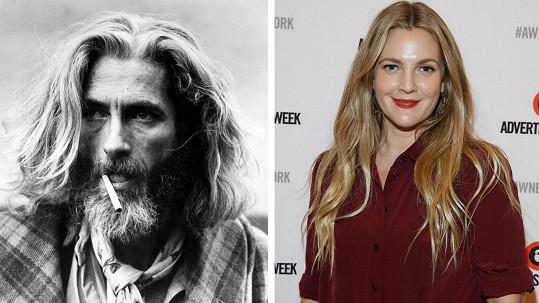 Drew Barrymore promluvila o vztahu s otcem Johnem.