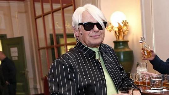 Jiří Korn, nebo Andy Warhol?