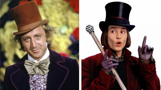 Willyho Wonku opět uvidíme ve filmu.