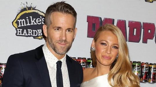Ryan a Blake tvoří krásný pár.
