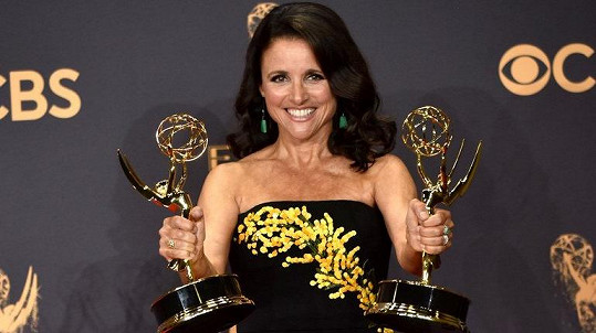 Julia v září bodovala na udílení cen Emmy.