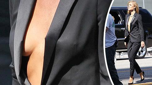 Gwyneth Paltrow natáčela reklamu pro Hugo Boss.