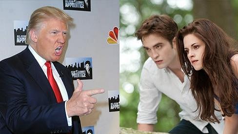 Donald je rozhořčen hercovým chováním. Robert má podle něj na víc.