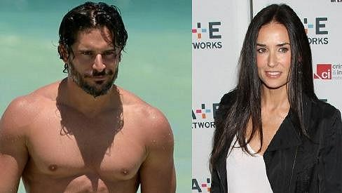 Demi Moore údajně randí s tímto hollywoodským krasavcem.