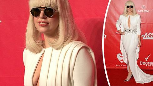 Lady Gaga má své nedostatky.