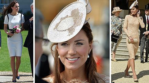 Kate Catherine Kate Catherine - Vévodkyně Kate přesedlala podle královnina  přání na úzké sukně. Co říkáte na její nový styl  - Super.cz 3714e12e74