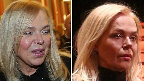 Dagmar Havlová už není dámou s vypnutou tváří.