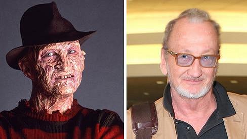 Freddy Krueger po 30 letech.
