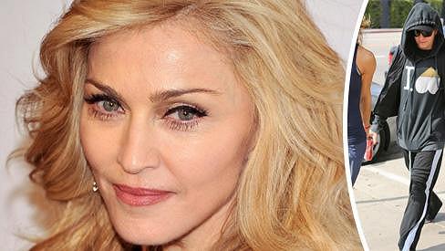 Madonna má různé podoby.