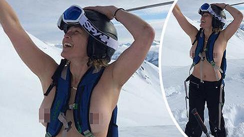 Chelsea Handler nezná slovo stud...