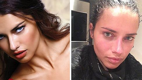 Adriana Lima se změnila k nepoznání.