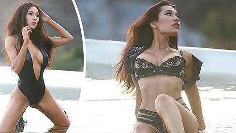 Kea Ho se kromě modelingu začíná prosazovat i jako herečka.