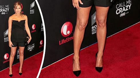 Jennifer Aniston je pořád šťabajzna.
