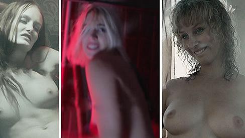 V seriálu Cirkus Bukowsky není o nahé herečky nouze.