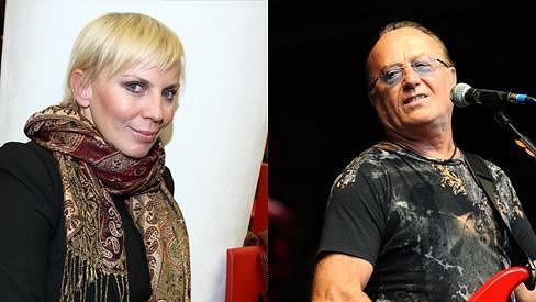 Kateřina Kornová a Petr Janda tvořili v 80. letech zamilovaný pár.
