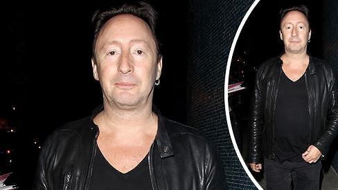 Julian Lennon zdědil po otci hudební talent.