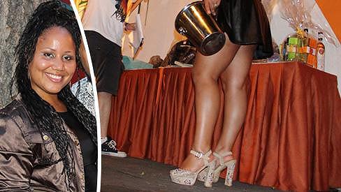 Madalena Joao je známá z pěvecké soutěže SuperStar.