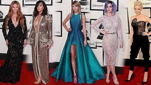 To nejlepší z udílení cen Grammy 2015