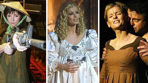 Iveta Bartošová měla pro muzikály talent, který bohužel nevyužila.