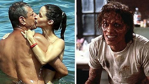 Jeff Goldblum se bude potřetí ženit.