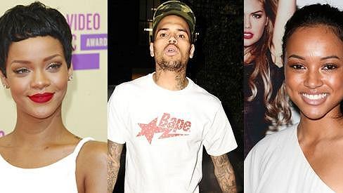 Chris Brown to má složité. Miluje dvě ženy najednou.