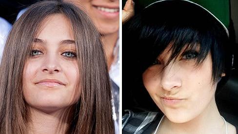 Paris Jackson se od loňska hodně změnila.
