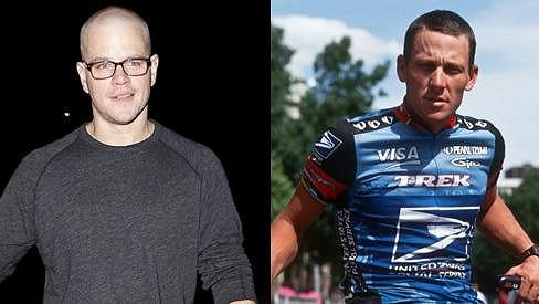 Matt Damon si zahraje známého cyklistu.