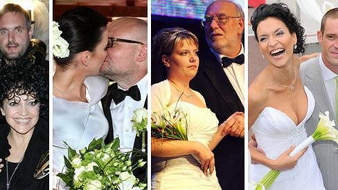 Která svatba se vám líbí nejvíc?