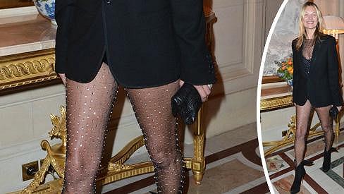 Kate Moss v originálním modelu.