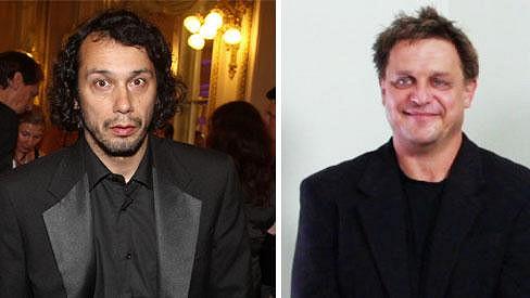 Pavel Liška a Václav Bartoš