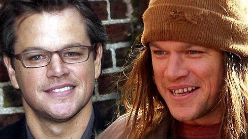 Matt Damon měl do svého původního vzhledu hodně daleko.