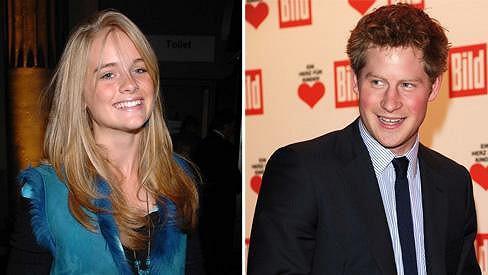 Princ Harry s největší pravděpodobností opět randí s touto blond modelkou.