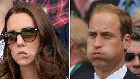 Co Kate a Williama takhle vytočilo?