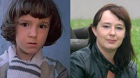 Žaneta Fuchsová tehdy a nyní.