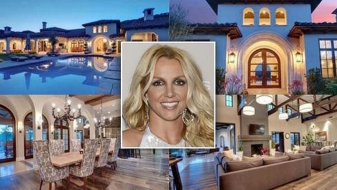Britney Spears si díky nové práci může dovolit rozhazovat.