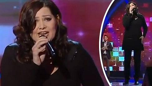 Ilona Csáková vystoupila na galavečeru Legendy popu.